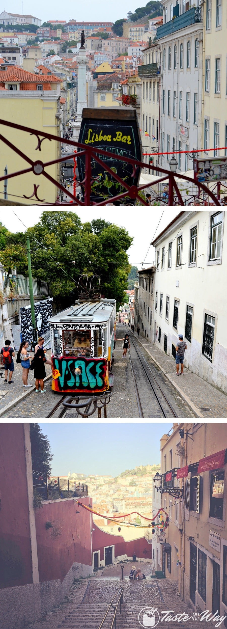 Top 15+ Best Things to Do in Lisbon, Portugal - One of the top fun #thingstodo in #Lisbon, #Portugal is to taste Port Wine in Bairro Alto. Check out for more! #travel #photography @tasteontheway