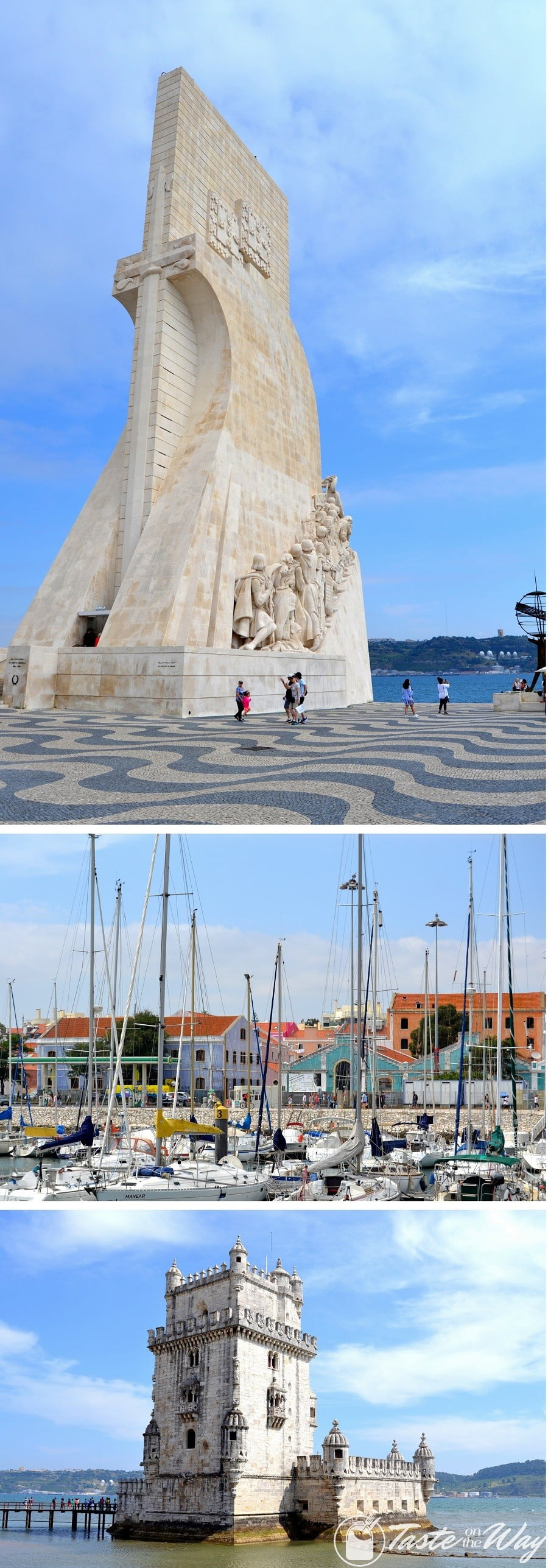 Top 15+ Best Things to Do in Lisbon, Portugal - One of the top fun #thingstodo in #Lisbon, #Portugal is to visit the Belem Tower. Check out for more! #travel #photography @tasteontheway
