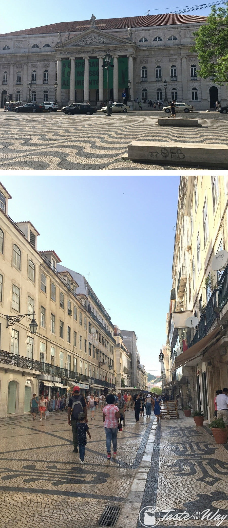 Top 15+ Best Things to Do in Lisbon, Portugal - One of the top fun #thingstodo in #Lisbon, #Portugal is to try to find every kind of tiles. Check out for more! #travel #photography @tasteontheway