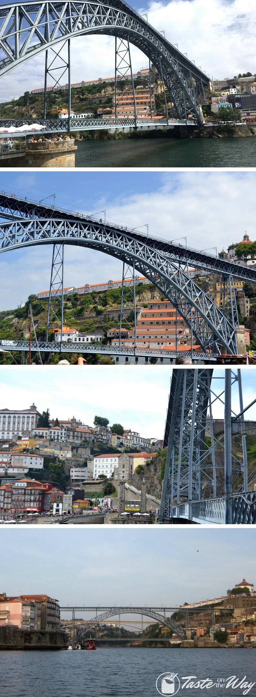 One of the top #thingstodo in #Porto, #Portugal is to take a boat trip on the river Douro. Check out for more! #travel #photography @tasteontheway