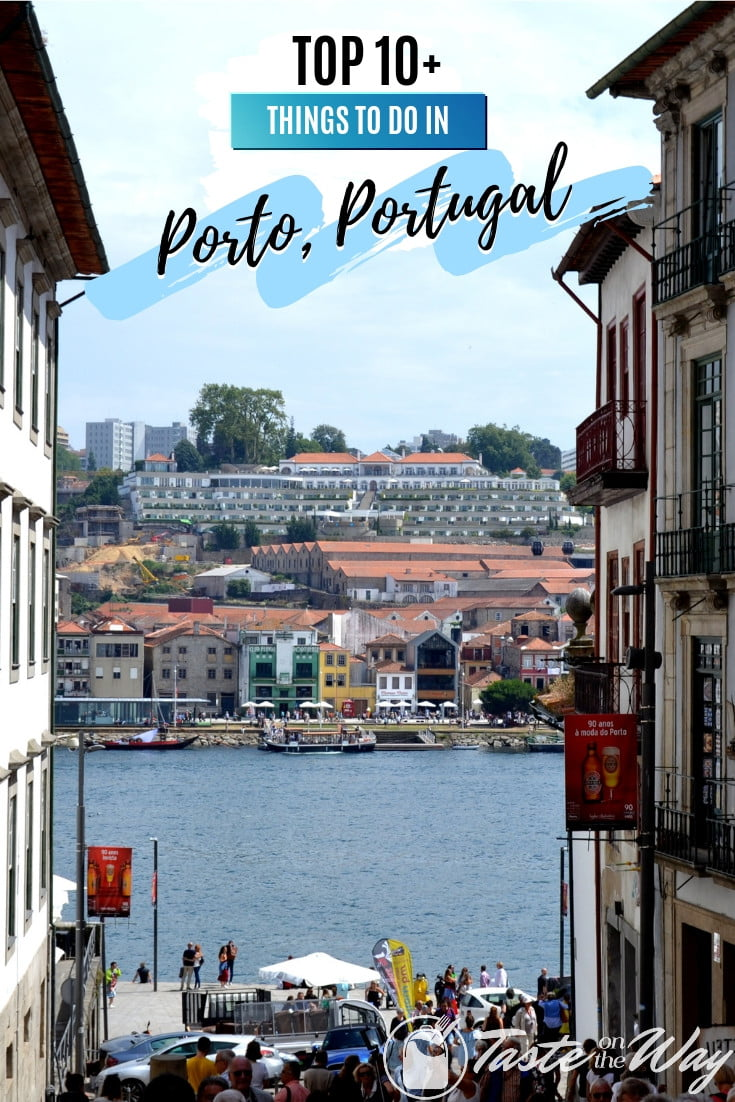Visiting Porto, Portugal anytime soon? Here are the top 10 things you can do while there! Add this to your bucket list! #travel #portugal #europe