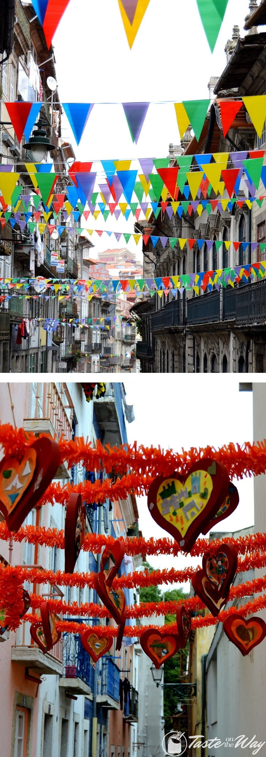 One of the top #thingstodo in #Porto, #Portugal is to celebrate festivals. Check out for more! #travel #photography @tasteontheway