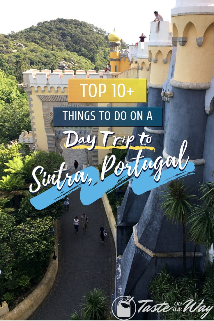Planning your day trip from Lisbon to Sintra? Here are the top 10 things to do to add to your bucket list! #travel #portugal #europe