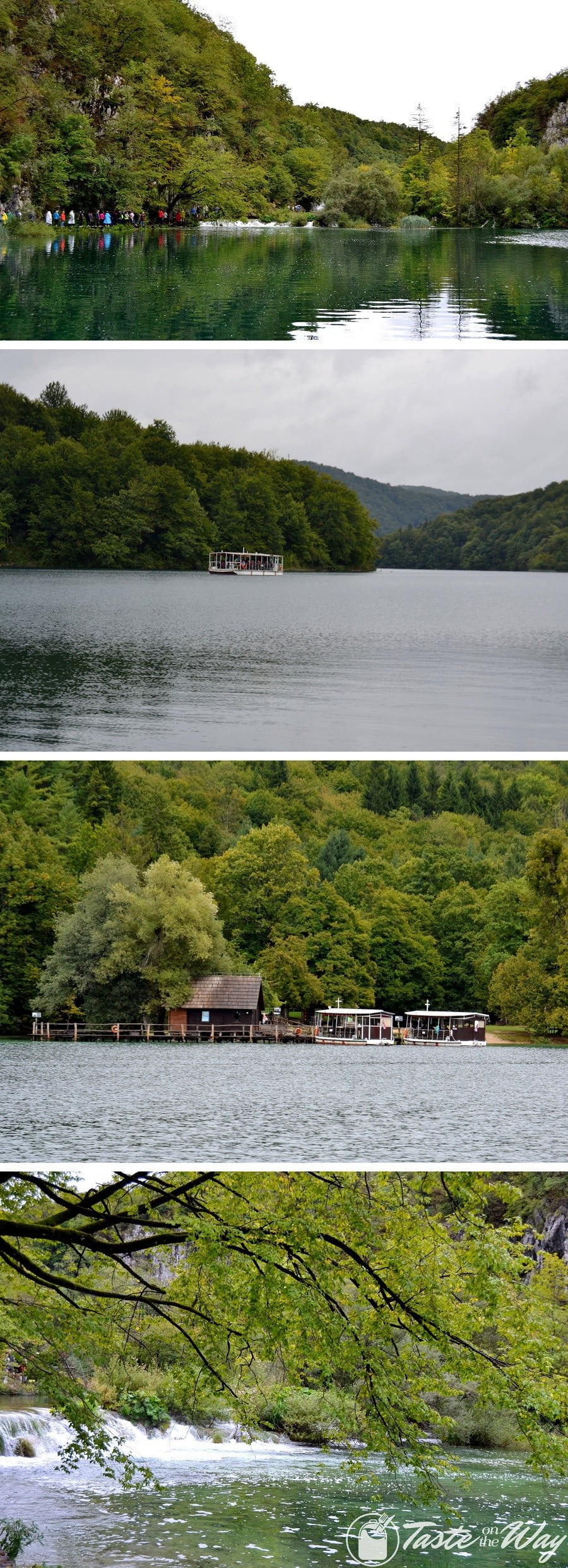 Check out these awesome pictures of the Lake Kozjak in Plitvice Lakes National Park, #Croatia #travel #photography @tasteontheway