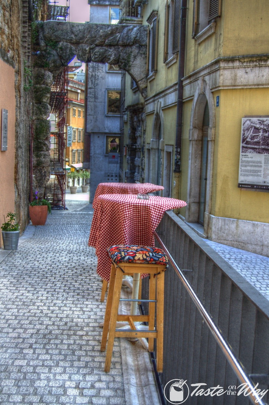 Check out these stunning pictures of cafes in Rijeka, #Croatia #photography #hdr #travel @tasteontheway