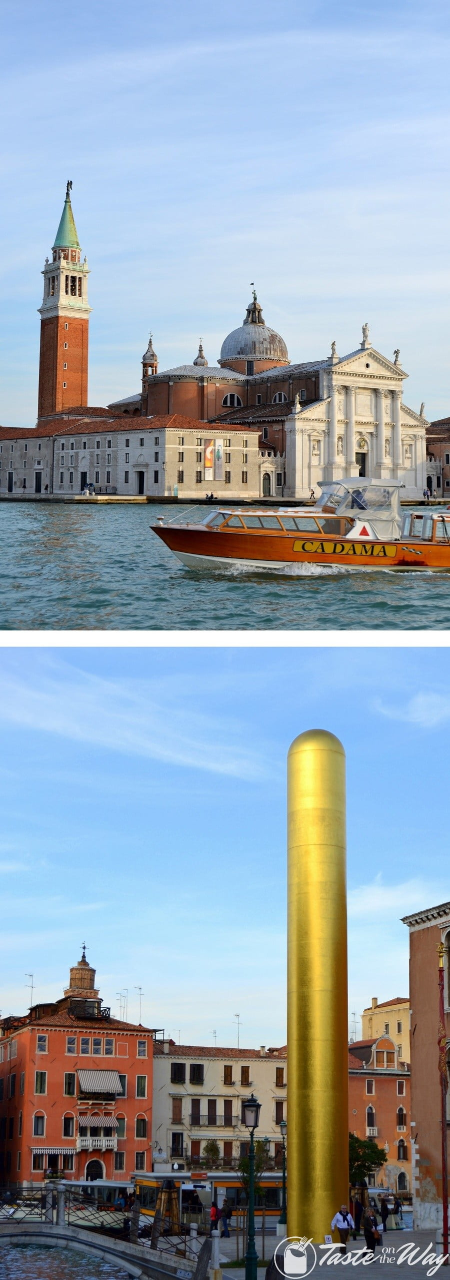Check out these awesome pictures of towers in #Venice #travel #photography @tasteontheway
