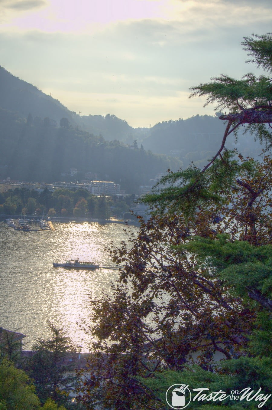 Check out 15+ amazing #views of Lake Como, #Italy! #travel #photography @tasteontheway