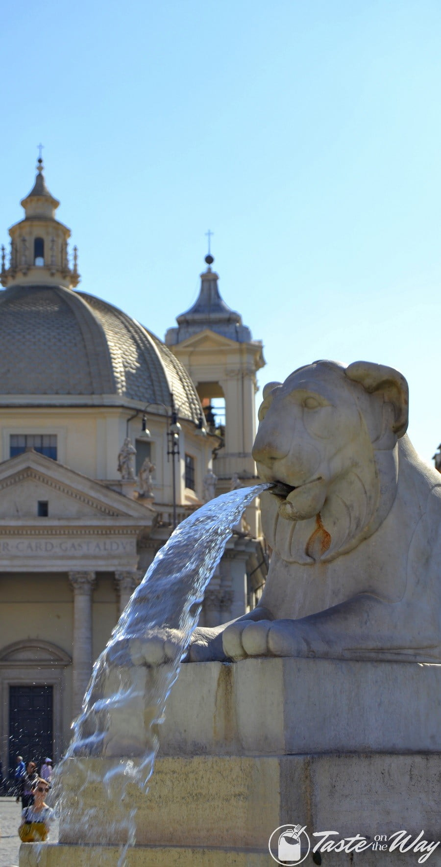 Checking out the fountains is one of the top #thingstodo in #Rome, #Italy. Check out for more! #travel #photography