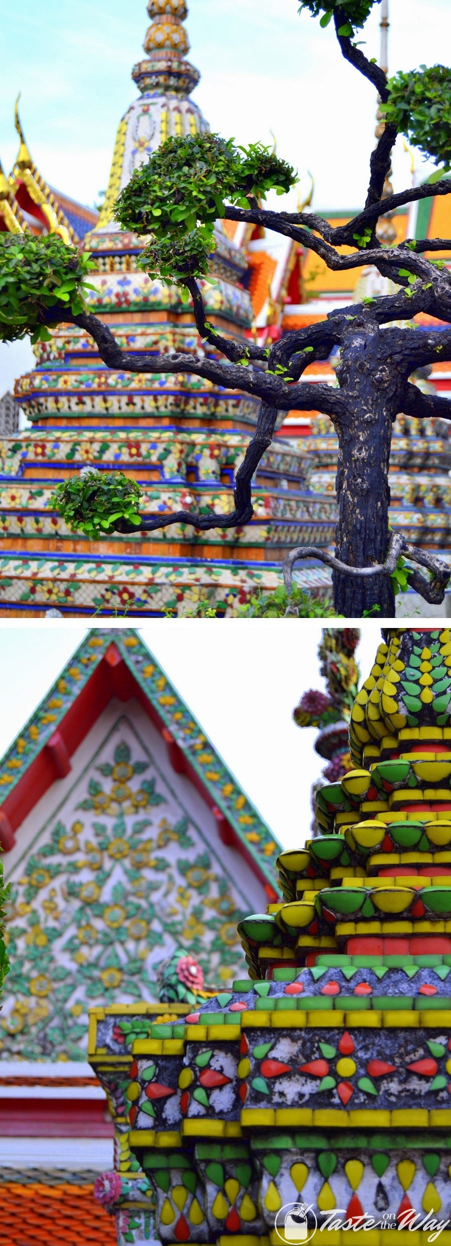 Top 10 Best Things to Do in Bangkok - Visiting Wat Pho is just one of the top #thingstodo in #Bangkok, #Thailand. Check out for more! #travel #photography @tasteontheway