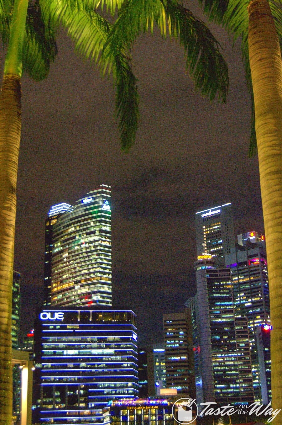 Top 10 Best Things to Do in Singapore - Visiting the Marina Bay at night is just one of the top #thingstodo in #Singapore. Check out for more! #travel #photography @tasteontheway