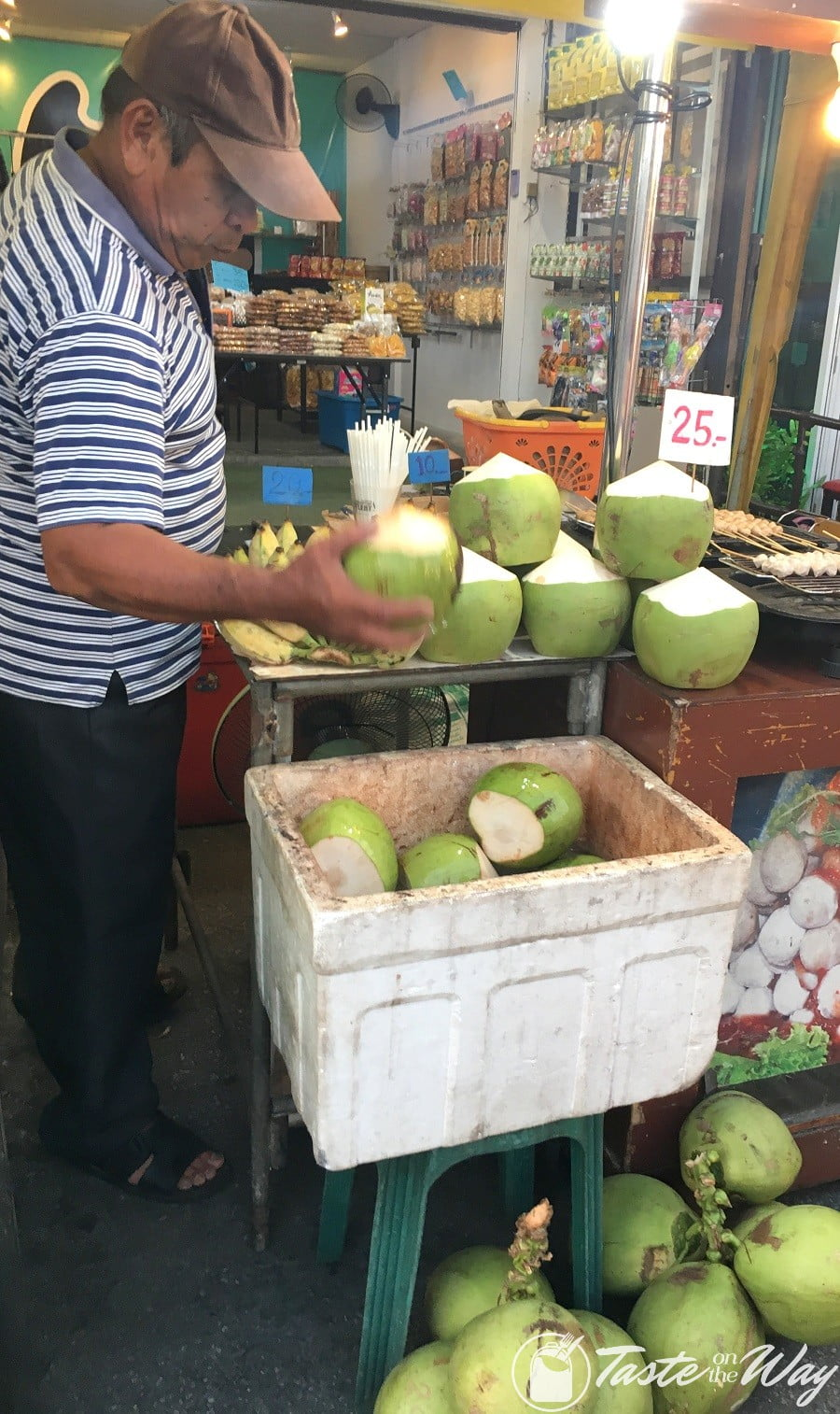 Top 10 Best Things to Do in Bangkok - Trying cheap coconuts is just one of the top #thingstodo in #Bangkok, #Thailand. Check out for more! #travel #photography @tasteontheway