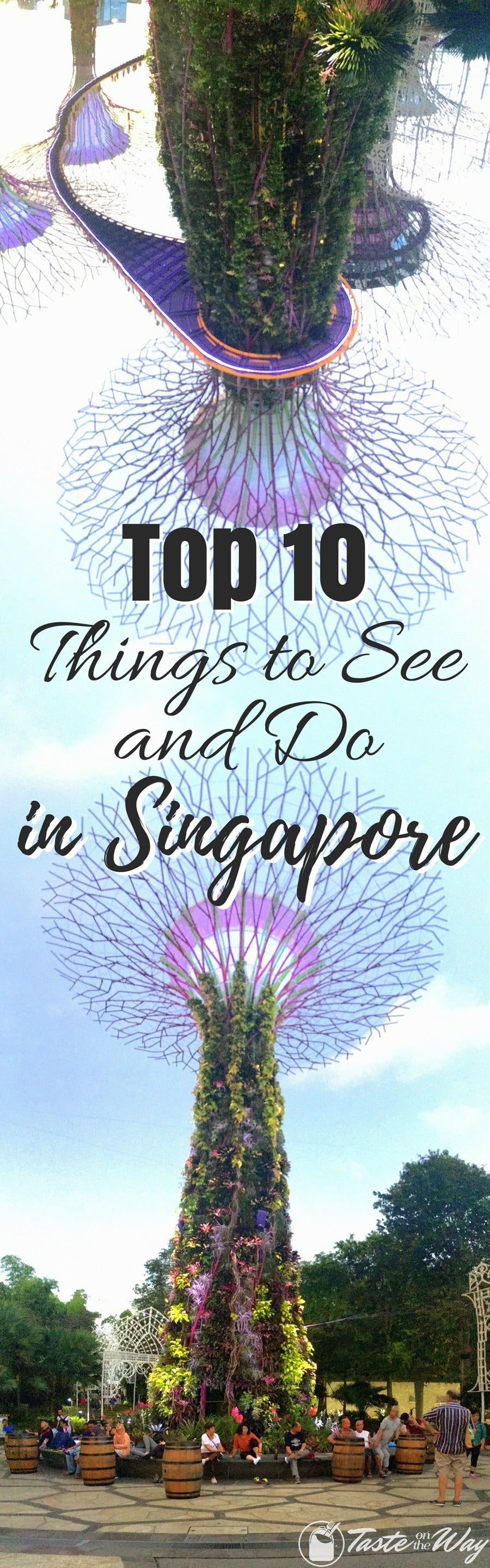 Top 10 Best Things to Do in Singapore - Check out the top 10 #thingstodo in #Singapore! #travel #photography @tasteontheway