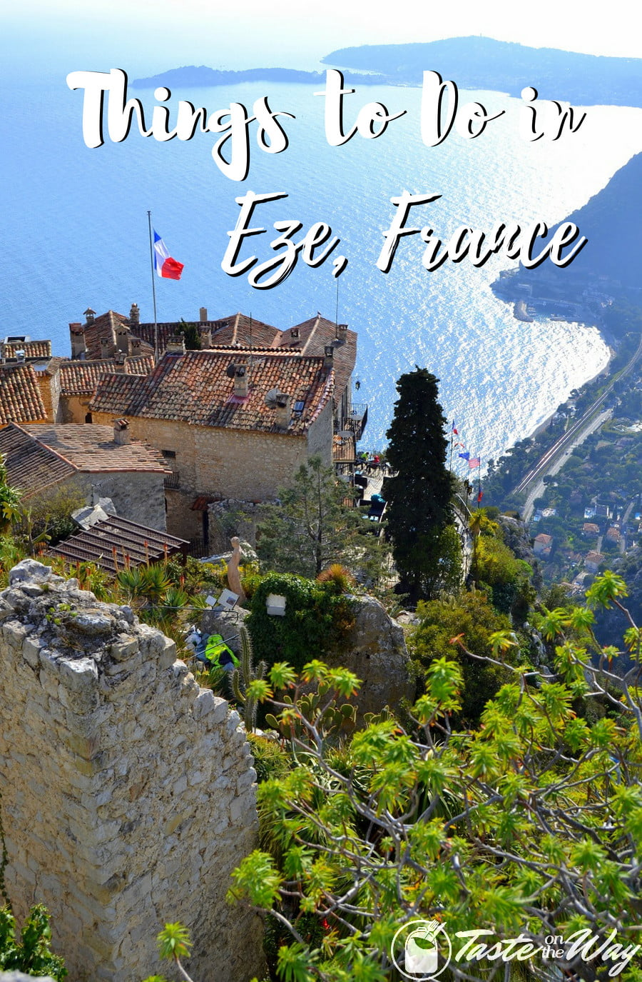 Things to Do in Eze, France! #travel #photography #france