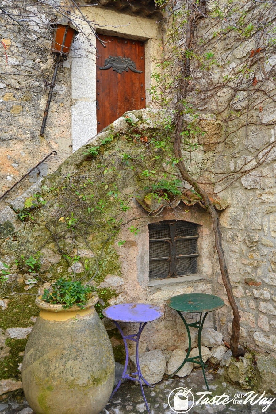 Things to Do in Eze Village, France - village backyards #travel #photography #France