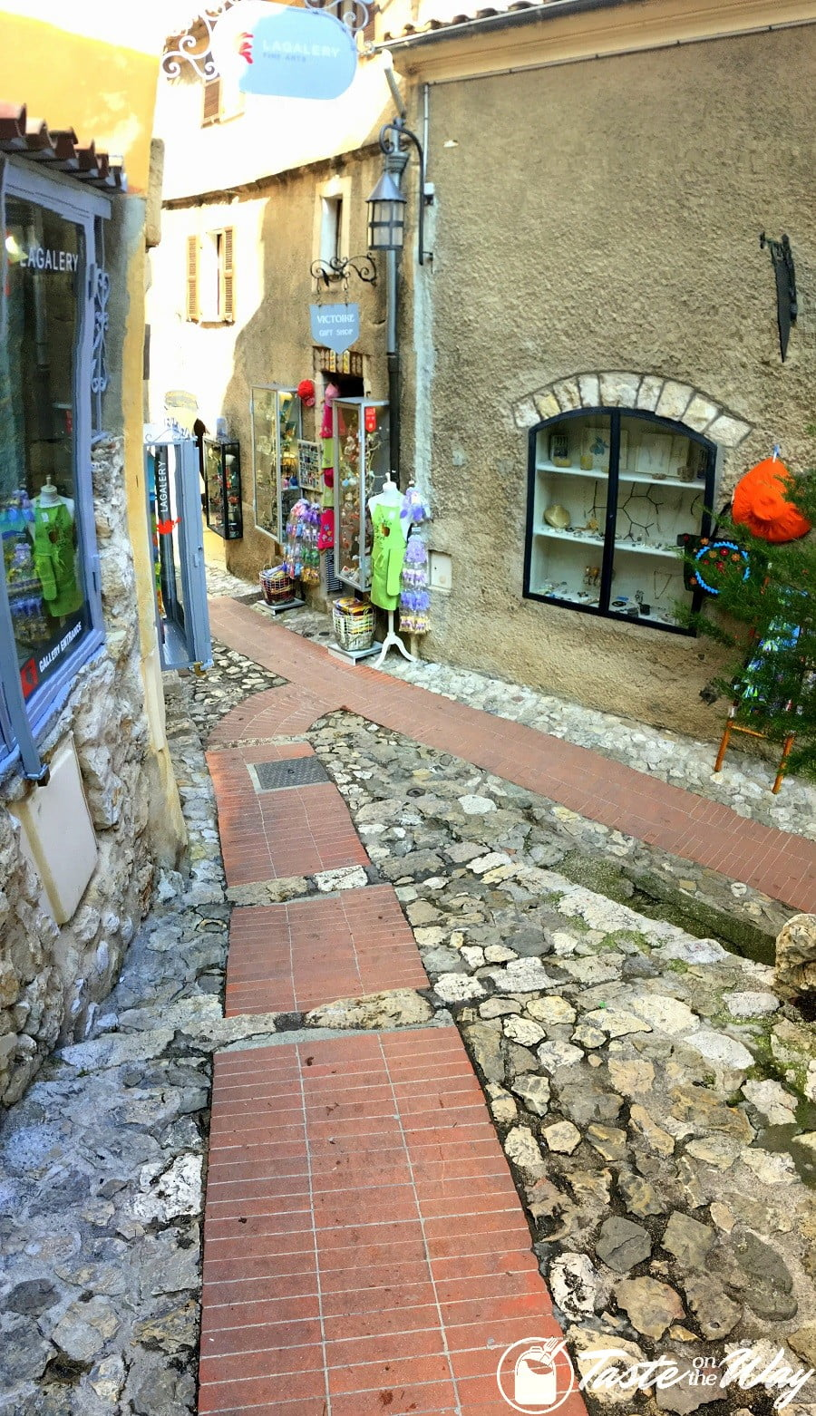 Things to Do in Eze Village, France - a street in the village #travel #photography #France