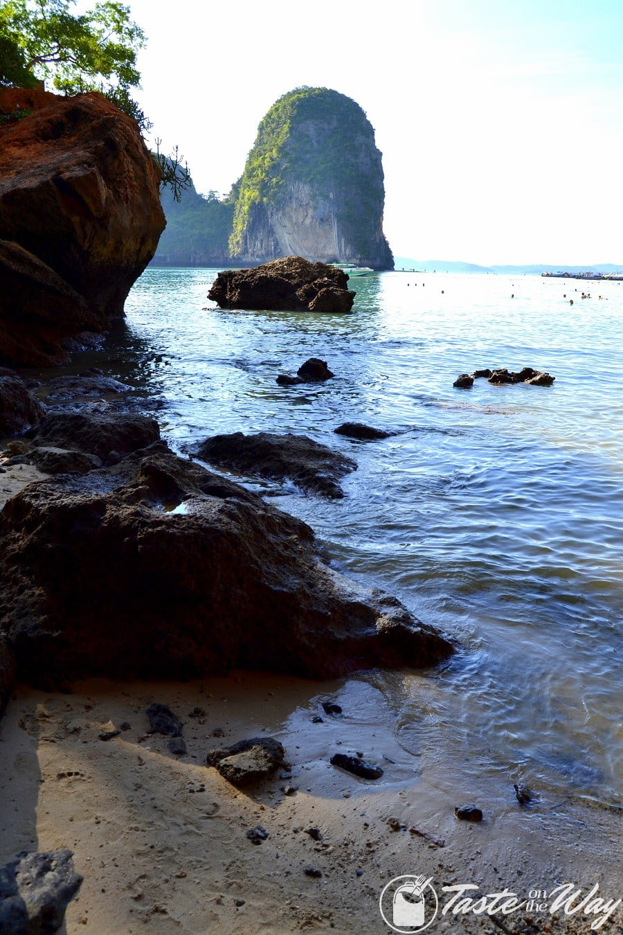The picturesque coastline of Ao Nang, Krabi #Thailand #travel
