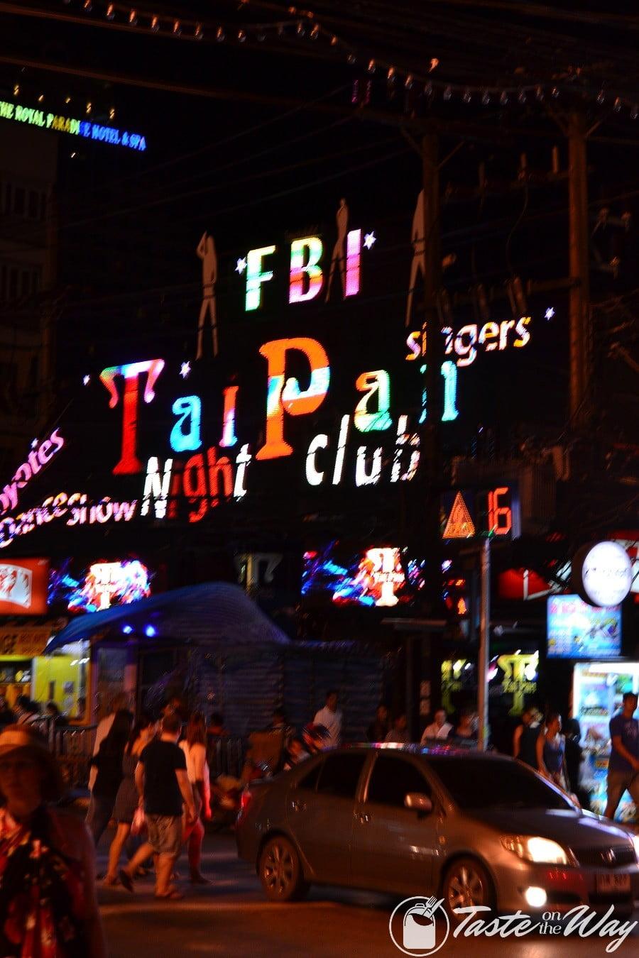 Patong Beach at night #Phuket #Thailand #travel