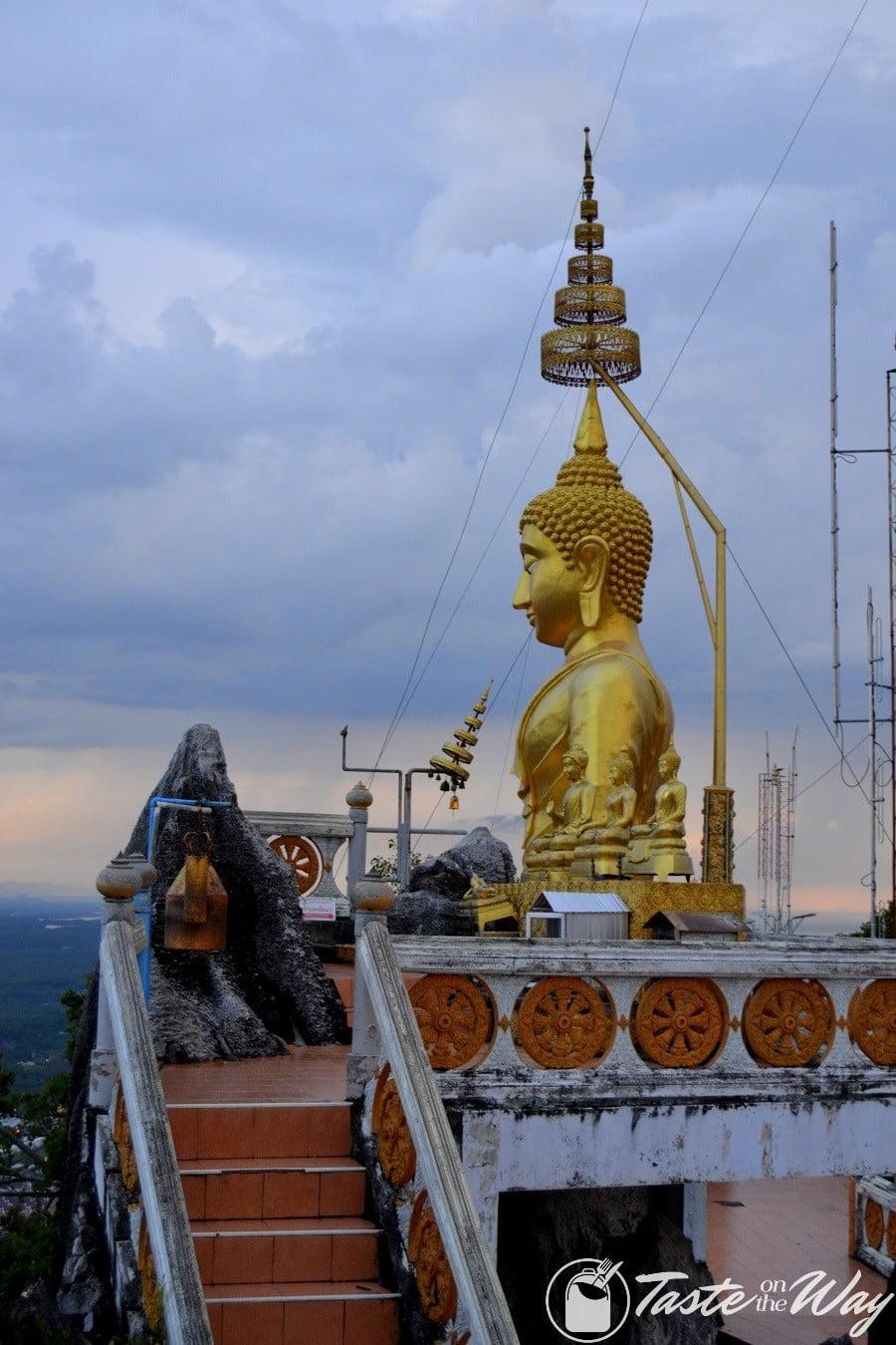 Tiger Cave Temple Buddha #Krabi #Thailand #travel