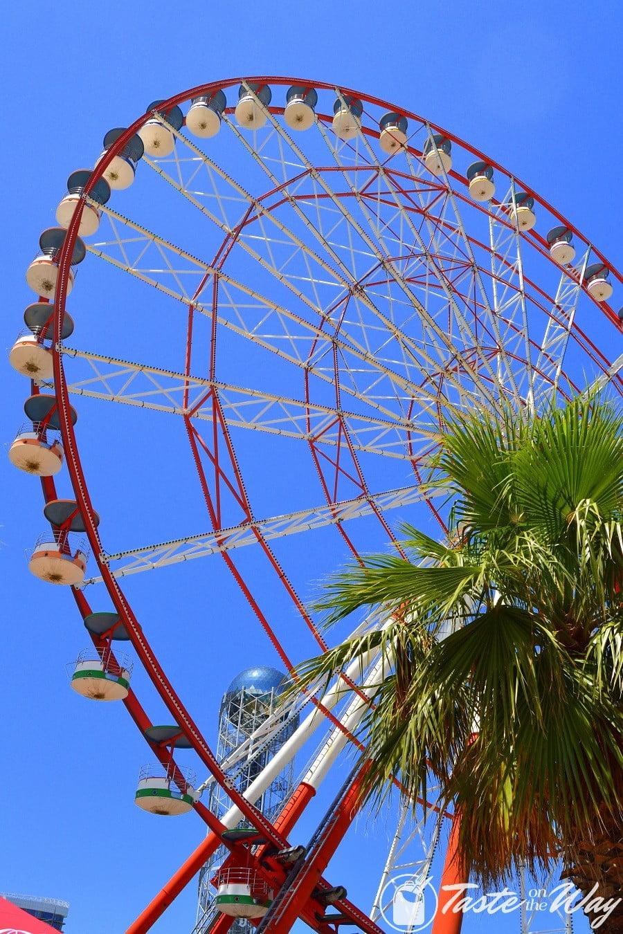 Batumi Ferris Wheel #travel